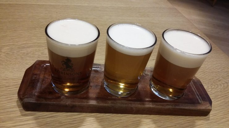 Robinsons Brewery Experience