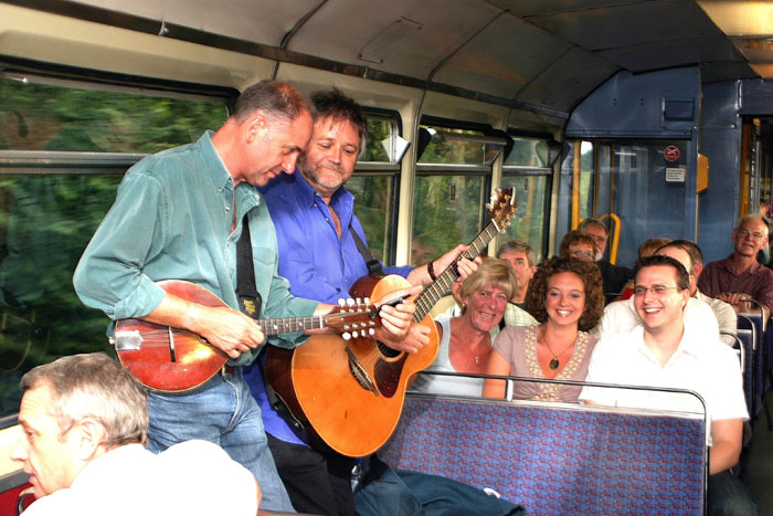 Mid Cheshire Line Music Trains