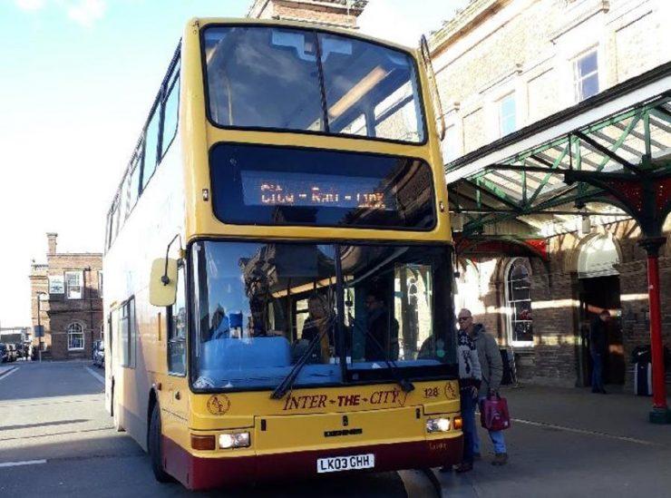 City Bus Rail Link