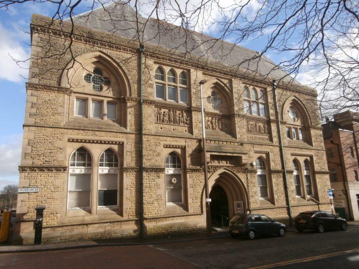 Blackburn Museum and Art Gallery