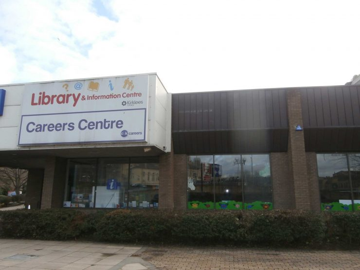 Dewsbury Library and Information Centre