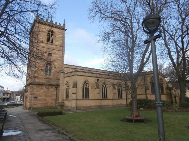 Dewsbury Minster (All Saints)