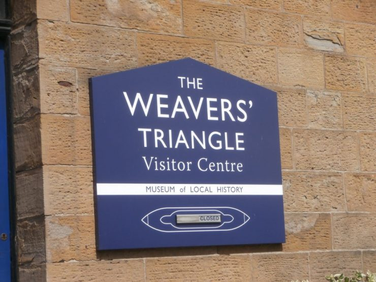 The Weavers' Triangle