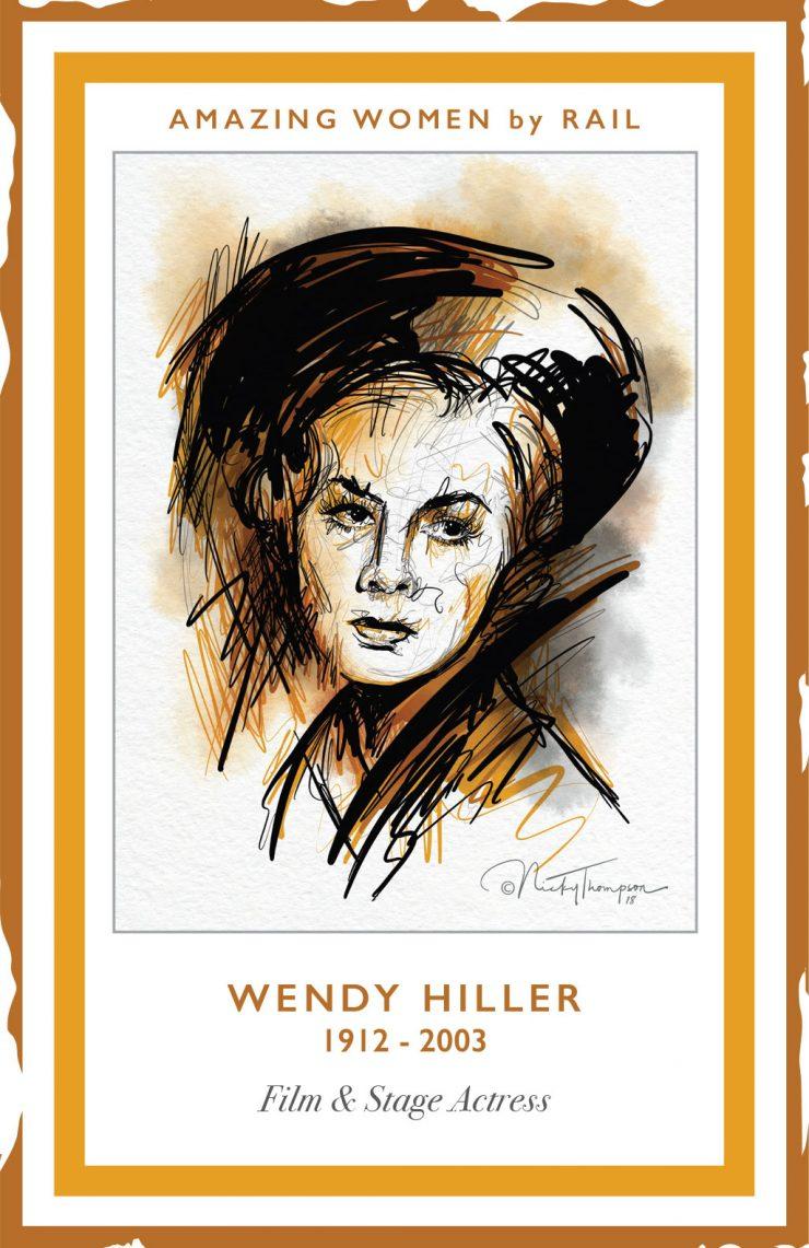 Wendy Hiller DBE