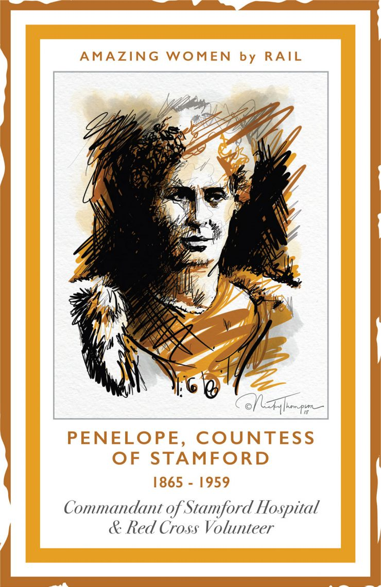 Penelope Countess of Stamford