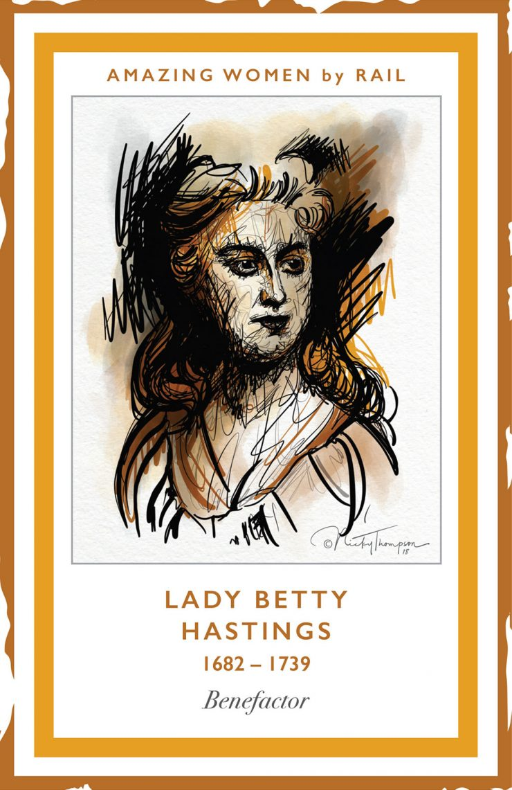 Lady Betty Hastings