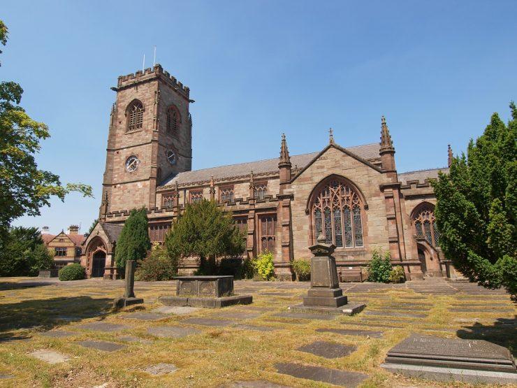 Bowdon Church